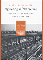 Regulating infrastructure : monopoly, contracts, and discretion