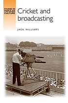 Cricket and broadcasting