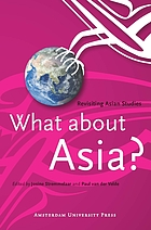 What about Asia? revisiting Asian studies