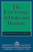 The last voyage of Drake & Hawkins