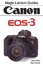 Canon EOS-3