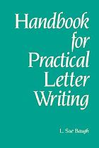 Handbook for practical letter writing