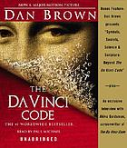 The Da Vinci code a novel