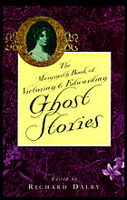 The Mammoth book of ghost stories