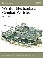 Warrior mechanised combat vehicle, 1987-1994