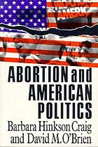 Abortion and American politics