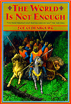 The world is not enough, a novel