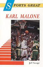 Sports great Karl Malone