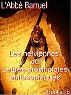 Les Helviennes : ou, Lettres provinciales philosophiques