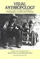 Visual anthropology : photography as a research method
