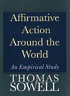 Affirmative action around the world : an empirical study