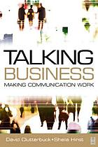 Talking business : making communication work