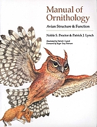 Manual of ornithology : avian structure & function