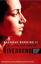 Baghdad burning II : more girl blog from Iraq