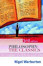 Philosophy : the classics