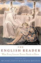 The English reader : what every literate person needs to know