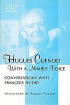 Hugues Cuénod, with a agile voice