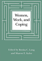 Women, work, and coping : a multidisciplinary approach to workplace stress