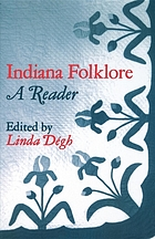 Indiana folklore : a reader