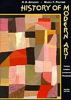 History of modern art: painting, sculpture, architecture