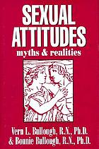 Sexual attitudes : myths & realities