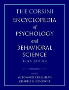 The Corsini encyclopedia of psychology and behavioral scienceThe Corsini encyclopedia of psychology and behavioral science