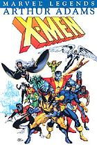X-Men legends. Vol. 3, Art Adams book 1
