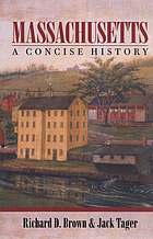 Massachusetts : a concise history