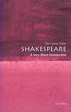Shakespeare : a very short introduction