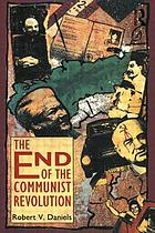 The end of the Communist revolution