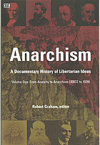 From anarchy to anarchism (300 CE to 1939)