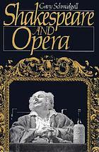 Shakespeare & opera