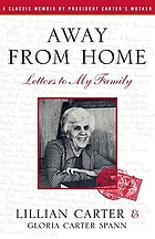 Away from home : letters to my family