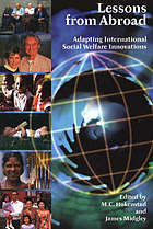 Lessons from abroad : adapting international social welfare innovations