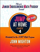 JUMP at home grade 4 : worksheets for the JUMP math program