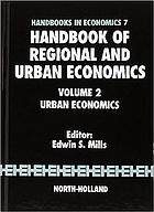 Handbook of regional and urban economics