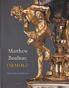 Matthew Boulton : ormolu