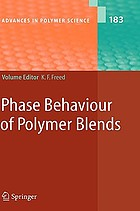 Phase behavior of polymer blends