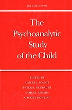 The Psychoanalytic study of the child. Volume 48