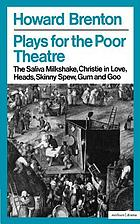 Plays for the poor theatre