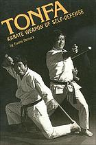 Tonfa, karate weapon of self-defense