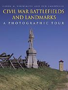 Civil War battlefields and landmarks