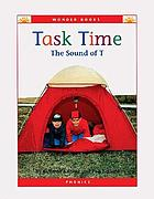 "Task time : the sound of ""t"""