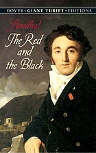 The red and the black : a chronicle of 1830