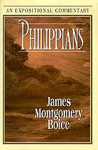 Philippians : an expositional commentary