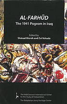 al-Farhūd : the 1941 pogrom in Iraq