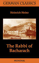 The rabbi of Bacherach, a fragment