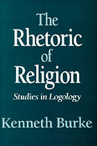 The rhetoric of religion; studies in logology