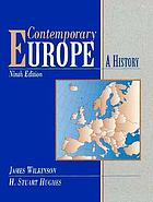 Contemprary Europe : a history