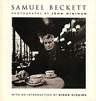 Samuel Beckett : photographs